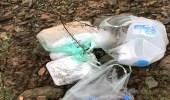 بالصور.. مروجو المخدرات في جبال القنفذة يحصلون على المواد الغذائية عبر وسطاء