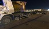 بعد ساعات من تلقي البلاغ.. قوات أمن الطرق بمكة تضبط سارق شاحنة