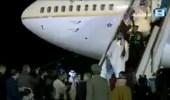 بالفيديو.. ولي العهد يصل إلى الجزائر في زيارة رسمية
