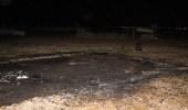 وفاة طفلين وإصابة أمهما إثر حريق برفحاء