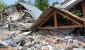 زلزال بقوة 5.7 درجة يضرب جزيرتي لومبوك وبالي الإندونيسيتين