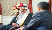 نائب أمير الرياض يشرف حفل سفارة كازاخستان لدى المملكة