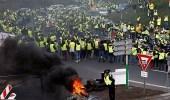 اليوم.. اعتقال أكثر من 64 شخصا في الاحتجاجات المتواصلة بفرنسا