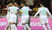 """"""" الأخضر """" يسعى للصعود لدور الـ 16 بمواجهة لبنان"""