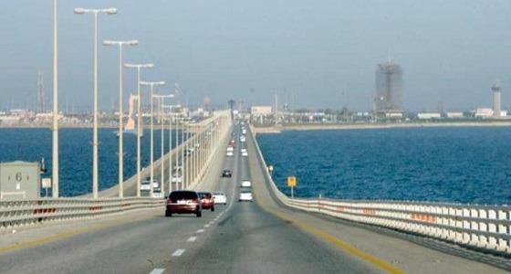 أكثر من مليون مسافر لجسر الملك فهد خلال إجازة منتصف العام