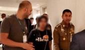 """سفارة المملكة في بانكوك تكشف ملابسات إيقاف الفتاة """" رهف """" الهاربة من أهلها"""