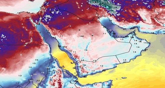 الجهني: توقعات الطقس لهذا الأسبوع