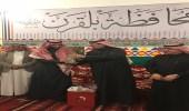 الأمير فيصل بن بندر بن مشاري يزور مهرجان الجنادرية 33