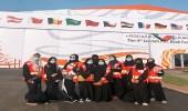 الهلال الأحمر يباشر 21 حالة إسعافية خلال فعاليات معرض جدة للكتاب