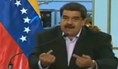 """"""" فيديو """" يكشف جهل الرئيسي الفنزويلي باللغة الإنجليزية"""