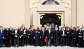 بالصور.. من مختلف أنحاء العالم.. 50 رئيسا تنفيذيا في زيارة لأرامكو