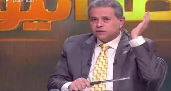 بالفيديو.. توفيق عكاشة: حكام قطر مرضى نفسيين