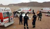 الأحساء.. وفاة وإصابة 11 شخصًا في حادث مروري مروع