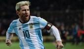 الأرجنتين تنتظر عودة ميسي أمام فنزويلا