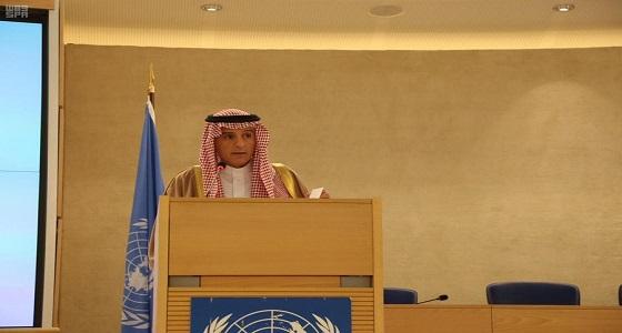 الجبير: المملكة ترفض بشكلٍ قاطع أي مساس بالوضع التاريخي والقانوني لمدينة القدس