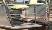 سقوط طفل ووافد داخل بئر بالرس