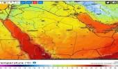 """"""" المسند """" : الكتلة الباردة الحالية طبيعية"""
