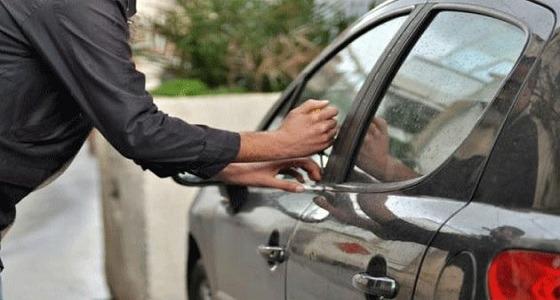 """طريقة إسقاط سيارة مسروقة مُبلَّغ عنها.. """" المرور """" يرد"""