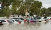 الفيضانات تجتاح أستراليا والسفارة تحذر المواطنين
