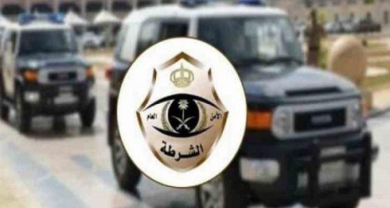 القبض على 5 مواطنين قتلوا شخصًا دهسًا في الحدود الشمالية