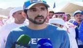 """بالفيديو.. الشيخ فزاع يتغزل في جمال """" العلا """""""