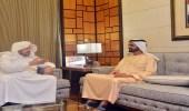 بالصور.. الشيخ محمد بن راشد يؤكد على العلاقات الأخوية الراسخة بين الإمارات والمملكة