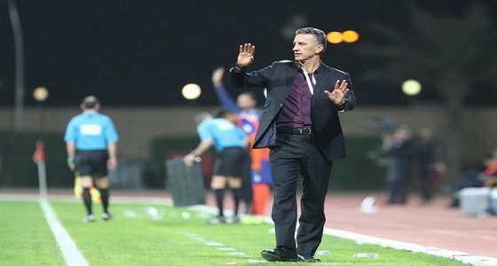 """لمدة موسمين.. الفيصلي يتفق مع """" شاموسكا """" على تجديد عقده"""
