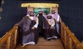 """بالفيديو.. """" المغامسي """" يوضح الحكم الشرعى في صعود الأمير محمد بن سلمان على سطح الكعبة"""