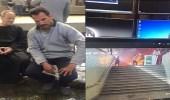 بالفيديو.. بطلاً بحادث محطة مصر: النار كانت بتشويهم ومفكرتش غير إني أطفيهم