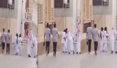 أقارب متحرش مستشفى القنفذة يطالبون بفحص قدراته العقلية قبل العقوبة