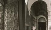 صور نادرة لباب السلام في المسجد النبوي عام 1947م