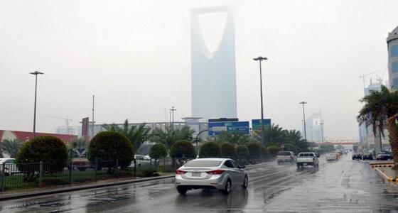 من بينهم الرياض..5 مناطق على موعد مع الامطار اليوم