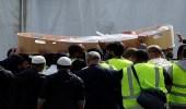 بالصور.. تشييع ضحايا هجوم المسجدين والاستعانة بمتطوعين لدفنهم وفقًا للشعائر