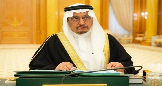 """وزير التعليم يوجه بضرورة استحداث إدارة أمن وسلامة الطلاب أثناء """" النقل المدرسي """""""