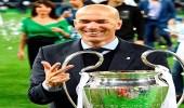 رسميًا.. زين الدين زيدان مدرباً لريال مدريد حتى عام 2022