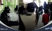 بالفيديو.. النساء يفترشن الأرض في مستشفى الولادة والأطفال بخميس مشيط