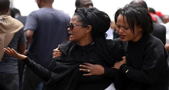 بالصور.. غضب عارم بين عائلات ضحايا الطائرة الإثيوبية لعدم حصولهم على المعلومات