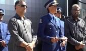 بالفيديو.. شرطية نيوزلندية تُغالب دموعها وتبدأ خطابها بتحية الإسلام