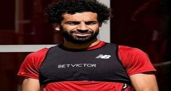 """الكشف عن سبب ارتداء محمد صلاح """" حمالة صدر """" في التدريبات"""