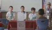 بالفيديو.. معلم يحول فصله لقاعة محكمة قُضاتها من الطلاب