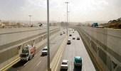 إغلاق طريق الملك عبدالله بالأحساء بعد وقوع حادث سير مروع