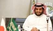 تركي آل الشيخ رئيسا فخريا لنادي الوحدة