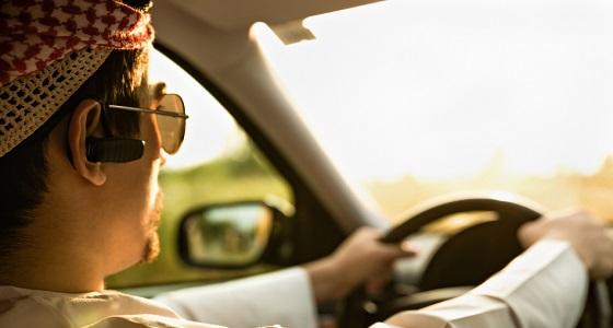 """"""" أمن الطرق """" يدعو لضرورة الانتباه لعلامات شاشة المركبة"""