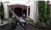 بالفيديو.. أول كلمة واجهها الإرهابي قبل تنفيذ مذبحة المسجد بنيوزيلندا: مرحبًا أخي