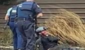صورة جديدة للحظة اعتقال سفاح نيوزيلندا