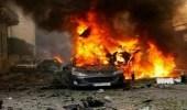مصرع 15 شخصًا و إصابة 30 آخرين بانفجار سيارة مفخخة في العاصمة الصومالية