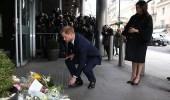 بالصور.. الأمير هاري وزوجته يعزيان في ضحايا هجوم مسجدي نيوزيلندا
