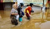 ارتفاع حصيلة ضحايا الفيضانات شرق إندونيسيا إلى 109 قتلى ومصابين