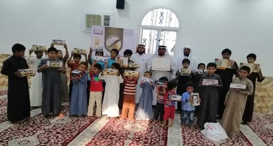 جمعية تحفيظ القرآن بمحايل تختتم دورة تصحيح التلاوة بقرية حموان