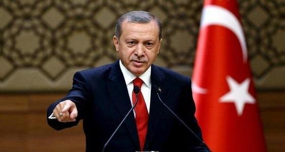 """"""" أردوغان """" يهدد زعماء المعارضة: سألقنكم درسا"""